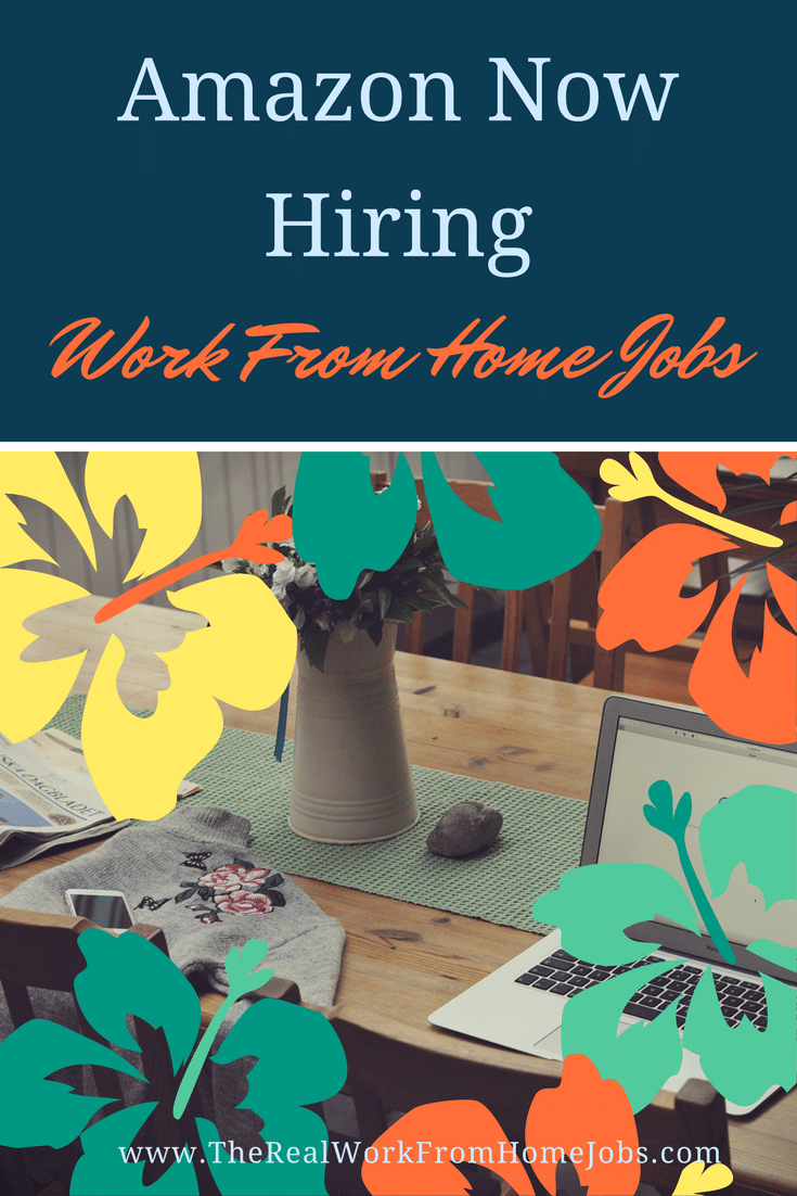 amazon job openings work from home amazon work from home jobs amazon hiring now virtual 1669