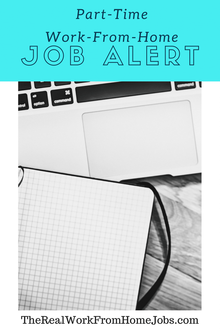 Part Time Work From Home Work At Home Remote Work Jobs