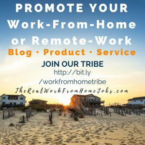 PROMOTE YOUR Work From Home or Remote Work blog product or service bit.lyworkfromhometribe #workfromhome #remotework #blog #product #service #virtualassistant #business(4)