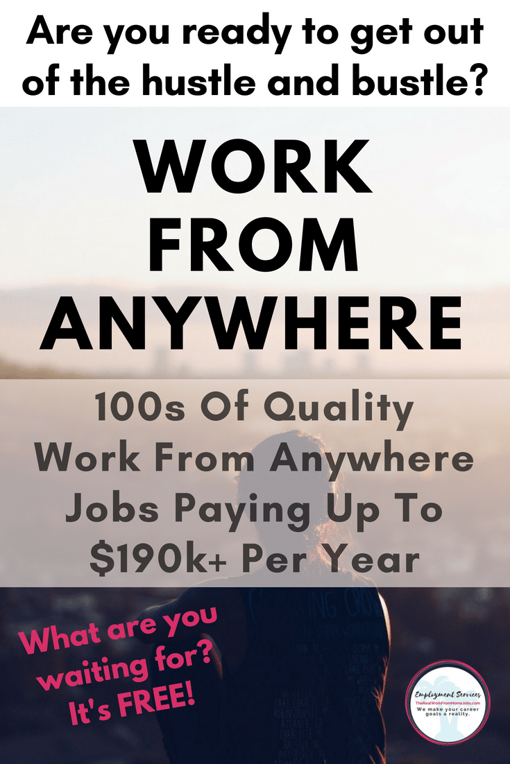 Work from anywhere as a direct-hire, contract, freelance, or be your own boss. It\'s easy and anyone can do it!