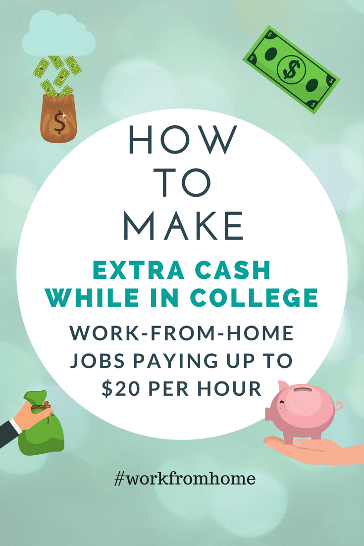 List of Online Jobs For College Students – Plus Money Savings Tips