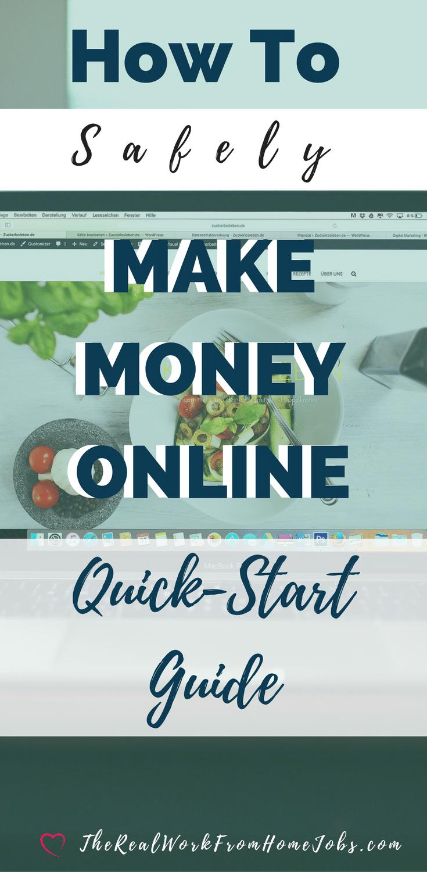 Top ways to make money online and offline