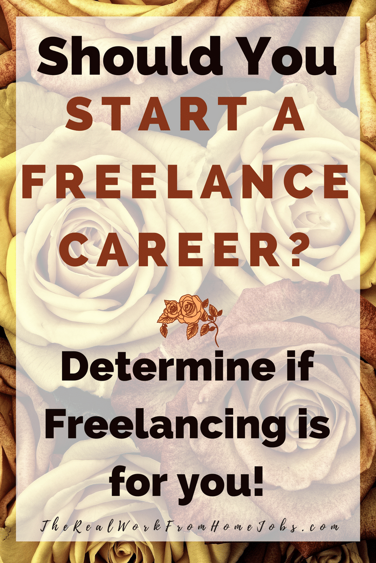 Freelance Career – Is it the right choice?
