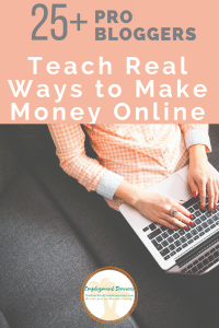 25 pro bloggers teach real ways to make money online #blog #make #money #online #blogging