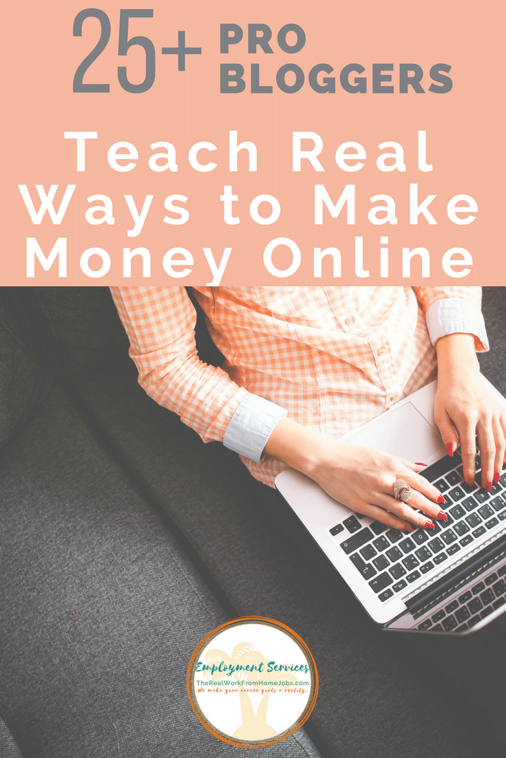 20+ Blogs Teaching You Real Ways How-To Make Money Online + Side Hustles