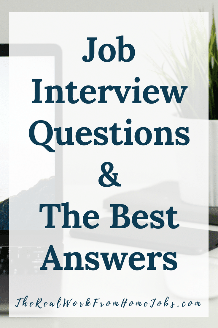 Job Interview Questions and Answers – Do's and Don'ts