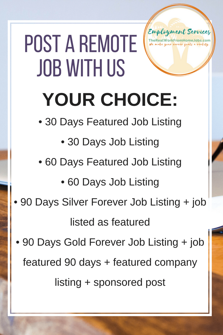 Post a Job – 60 Days Standard