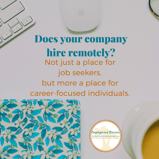 companies hire remotely