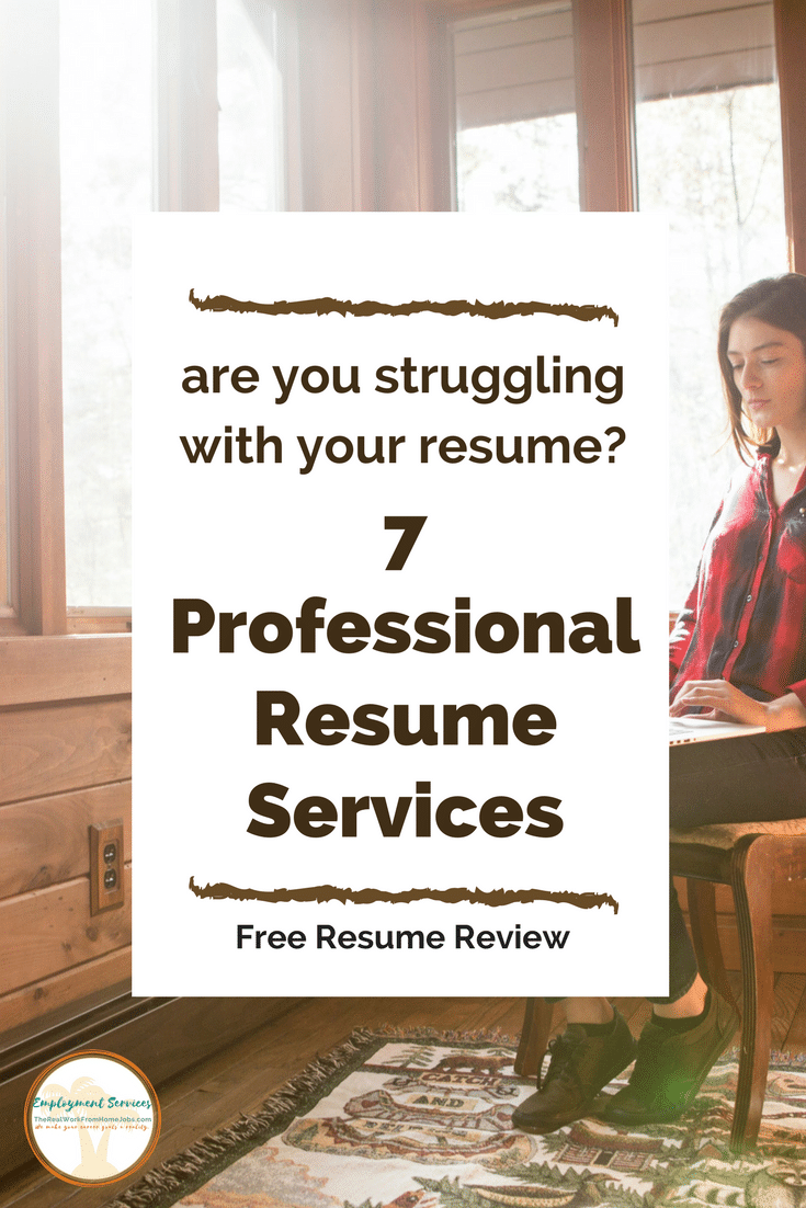 Free Resume Review – TheRealWorkFromHomeJobs.com