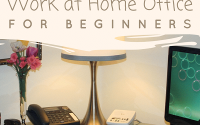 How-To Set Up a Basic Home Office for Beginners