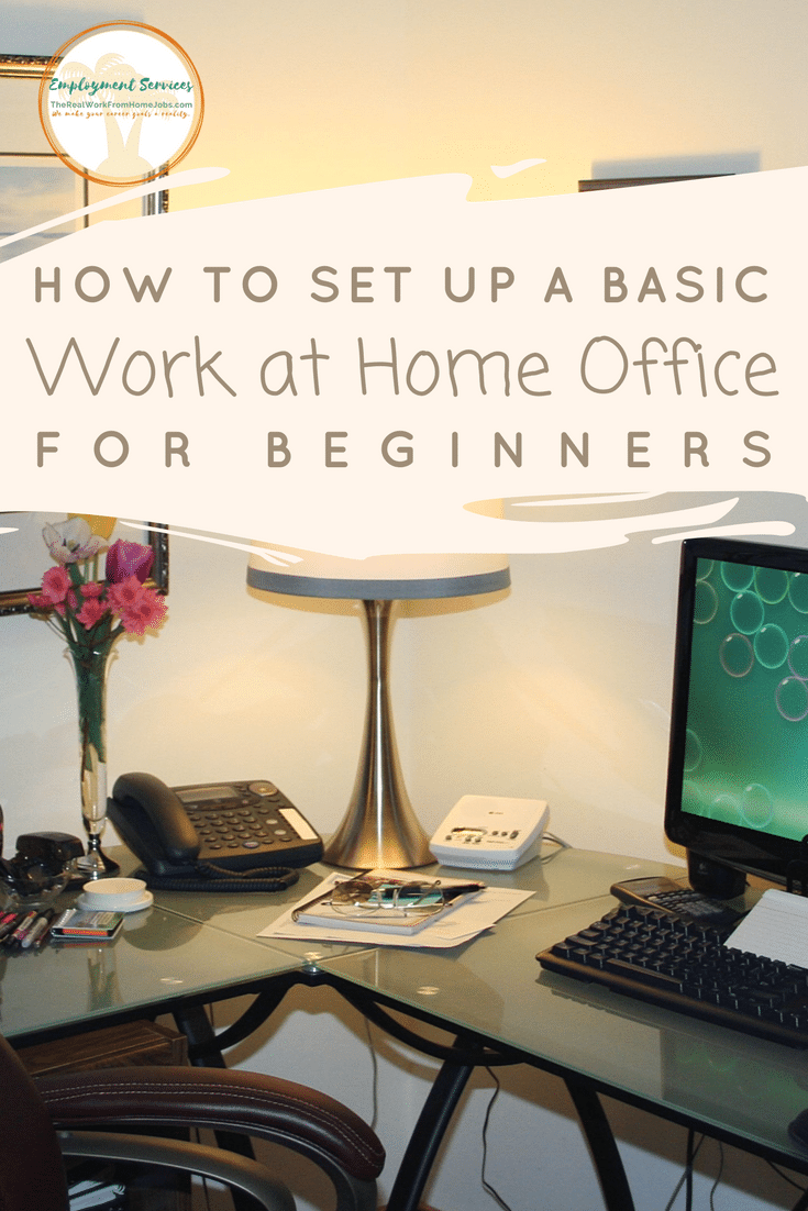 home ofice work. 10 Quick Steps To Set-Up The Perfect Home Office #workfromhome Ofice Work K