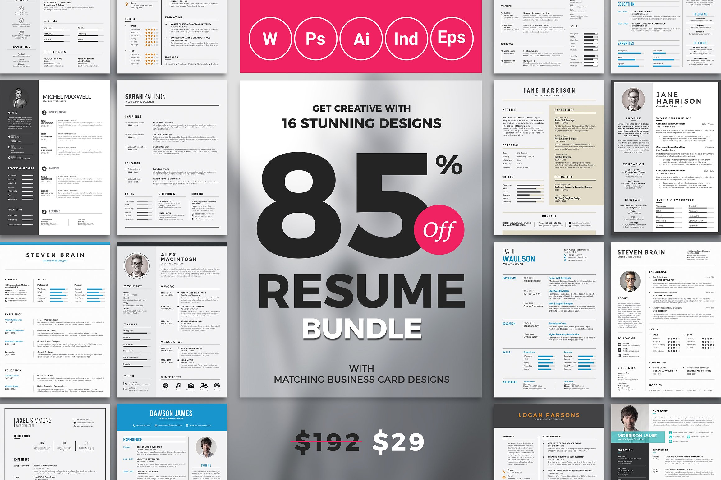 Resumes – Work-from-Home Jobs