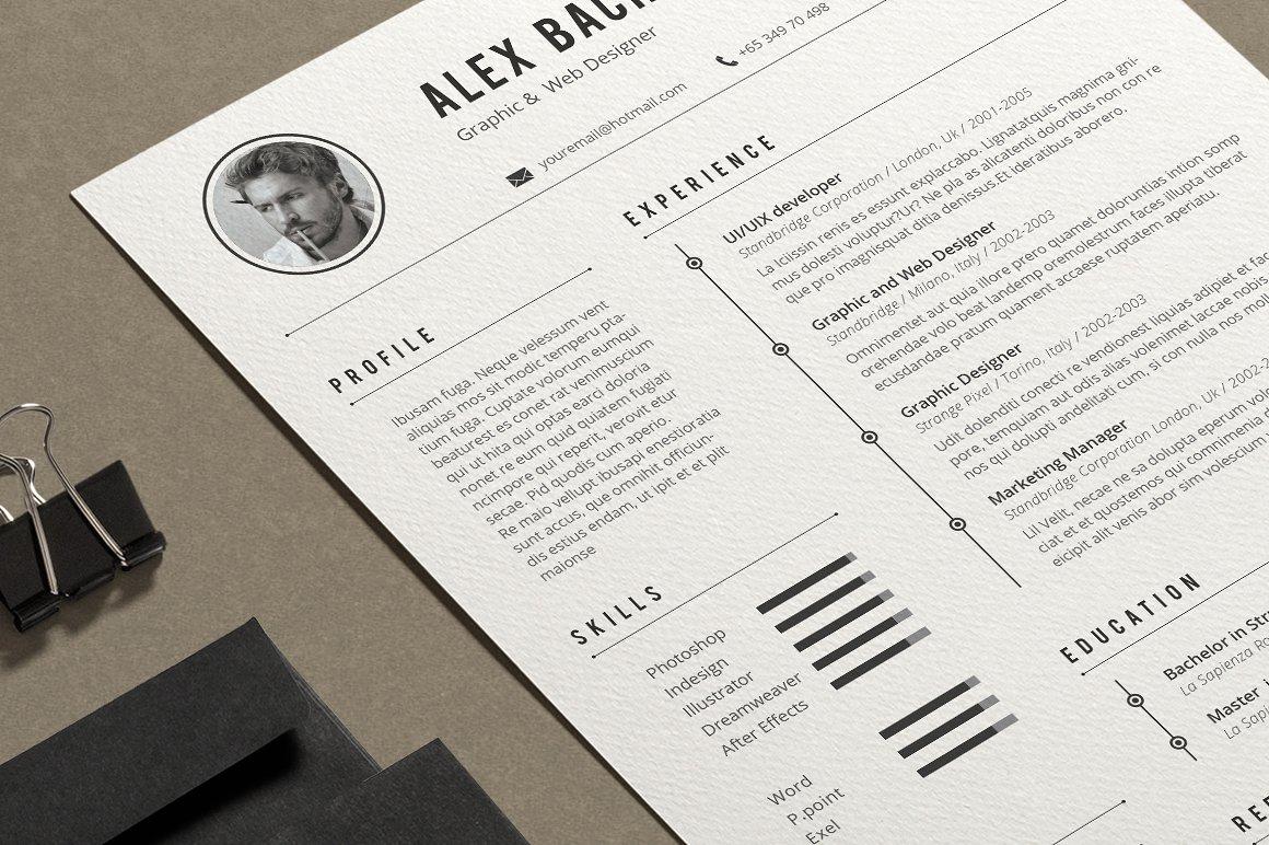 Alex Resume