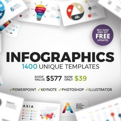 infographic design templates-