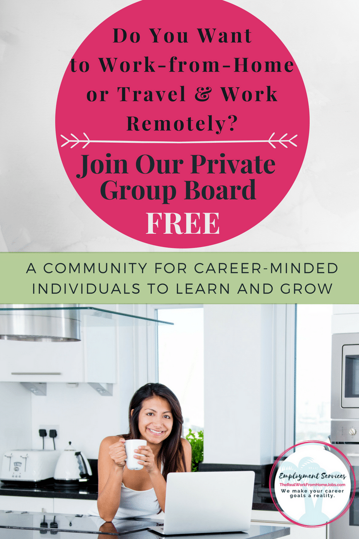 Career-Minded Group Board - A community of like-minded individuals. A place to ask questions and network while you learn and achieve your career goals.