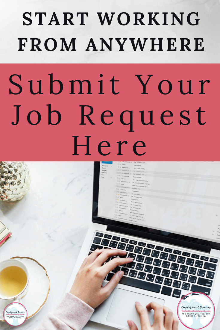 Submit Your Job Request