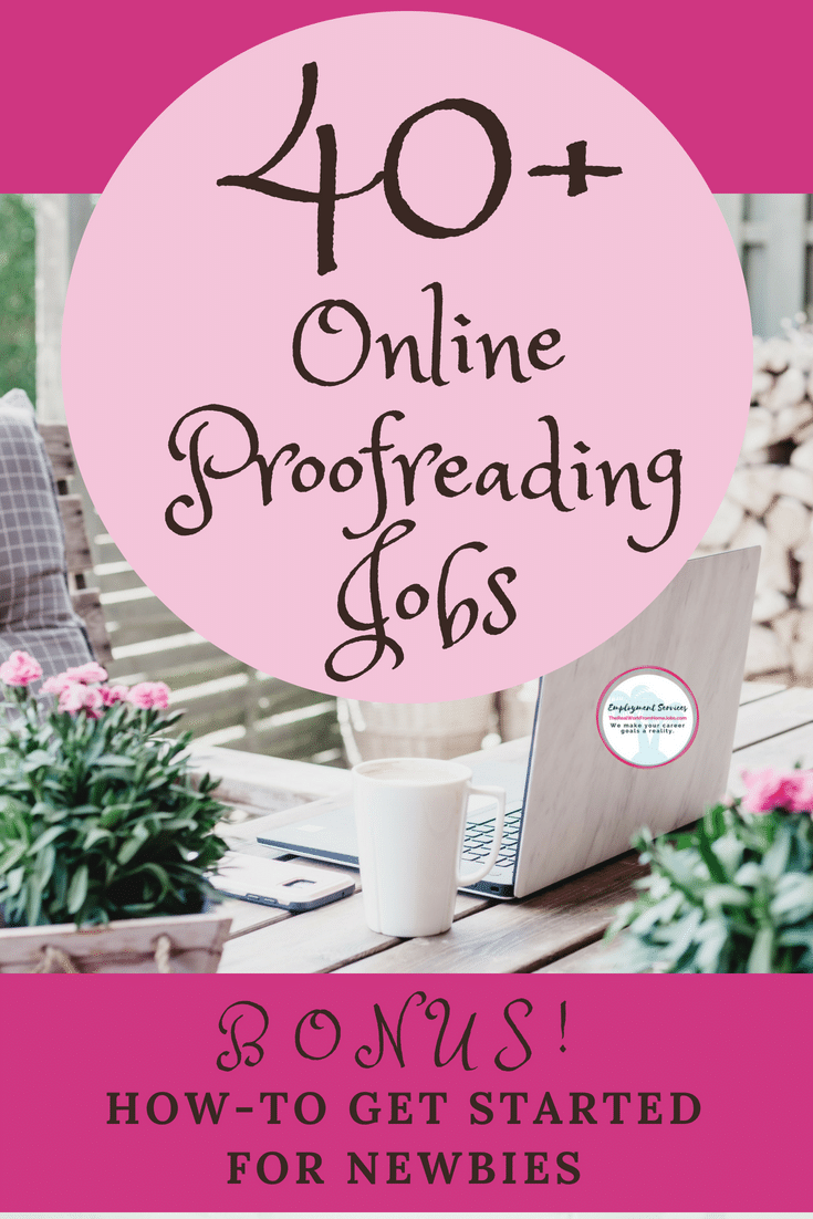 Proofreading Career from Home or Travel