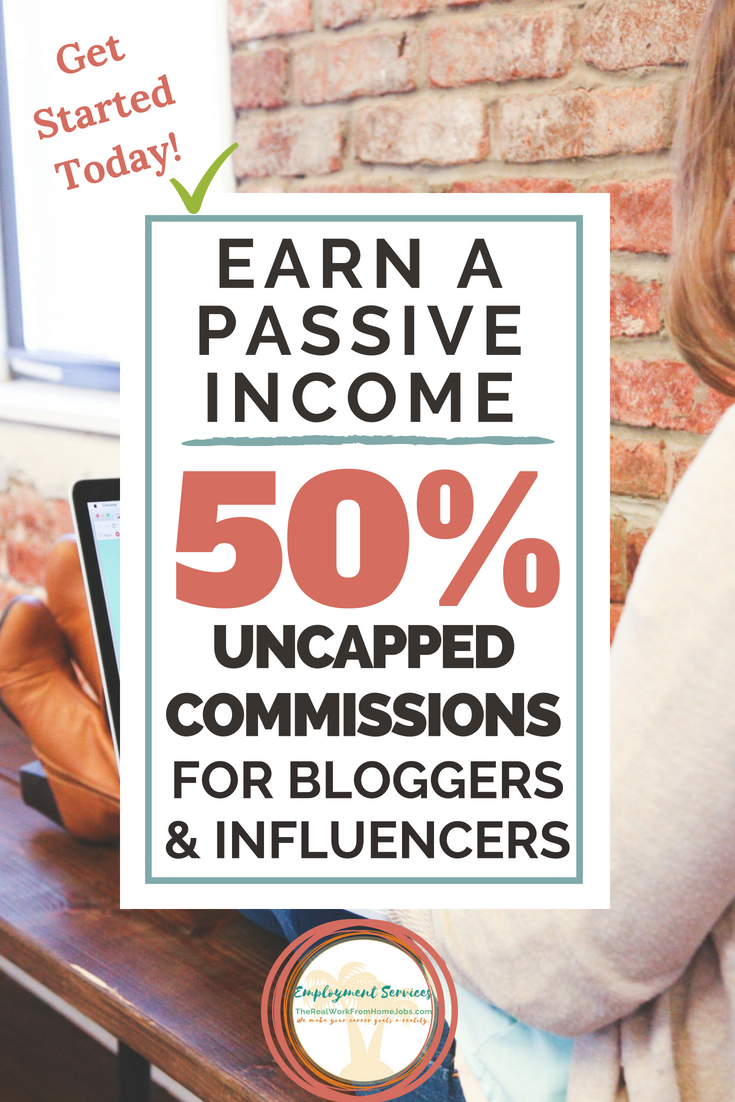 Are you ready to earn 50% commissions?
