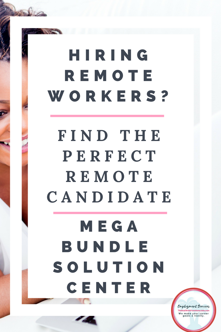 Are you looking for qualified remote-workers?