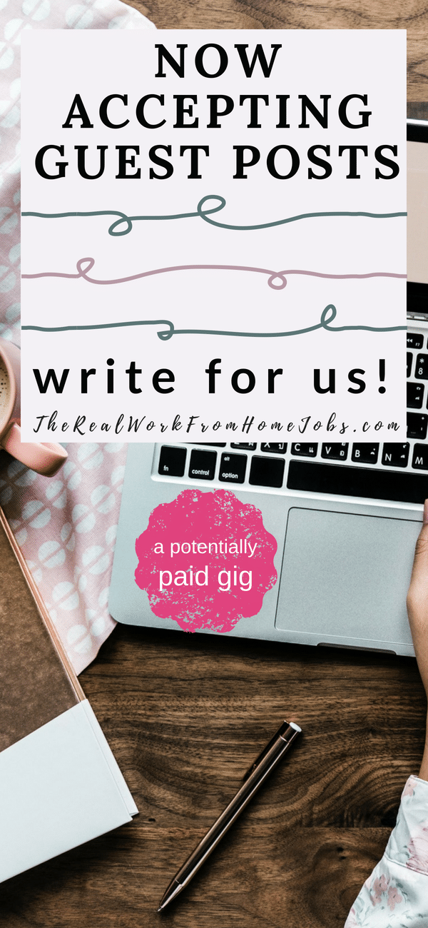 Write For Us – TheRealWorkFromHomeJobs com