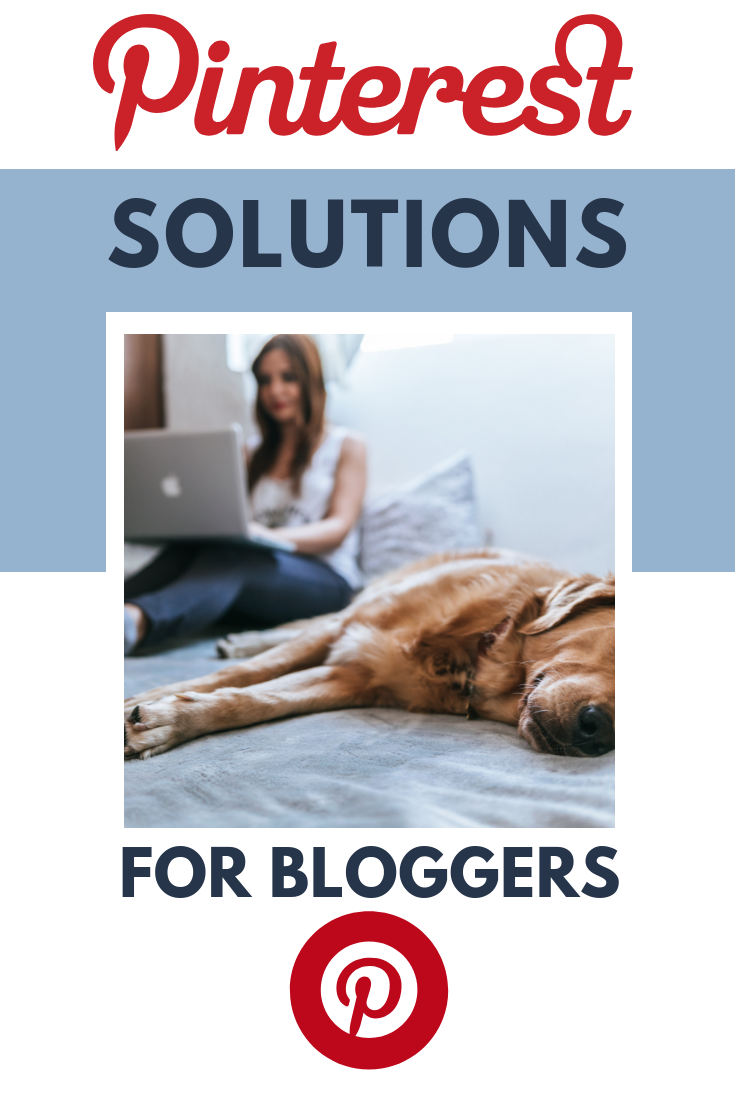 Pinterest Solutions for Bloggers in All Niches. Guaranteed to increase your traffic or your money back.