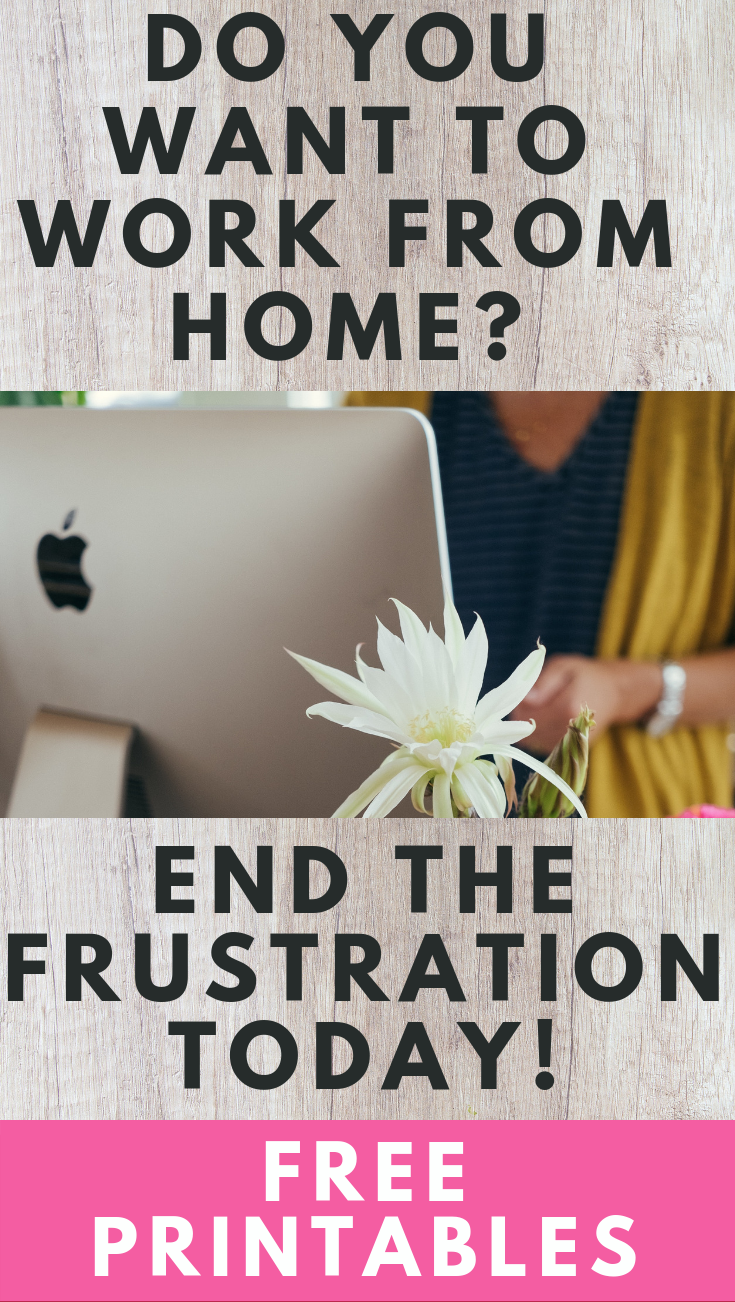 Anyone Can Work-from-Home and Here's How You Can Too - Introducing End the Frustration – proven methods to help anyone work from home or travel and work remotely #howto #workfromhome #makemoneyonline #career #lifestyle