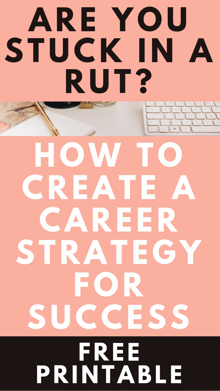 Are you stuck in a rut? If you're frustrated in your current job and want to start working from home or travel and work remotely then there is no time better than the present to take control of your career! An interactive guided career strategy for use with your desktop, tablet or phone. #workfromhome #career #makemoneyonline